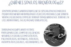 Quienes son los Arqueólogos