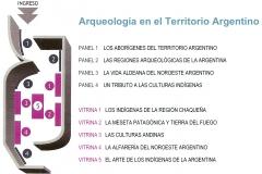 Plano Arqueología Sector 3